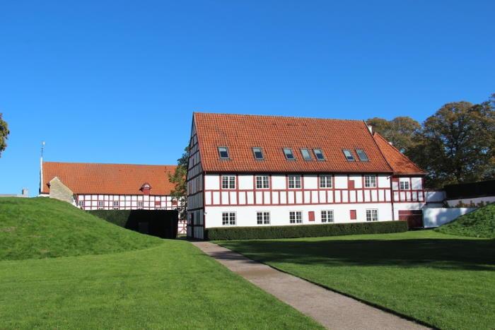 Schloss in Aalborg